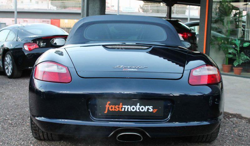 Porsche, Boxter, Automatic full