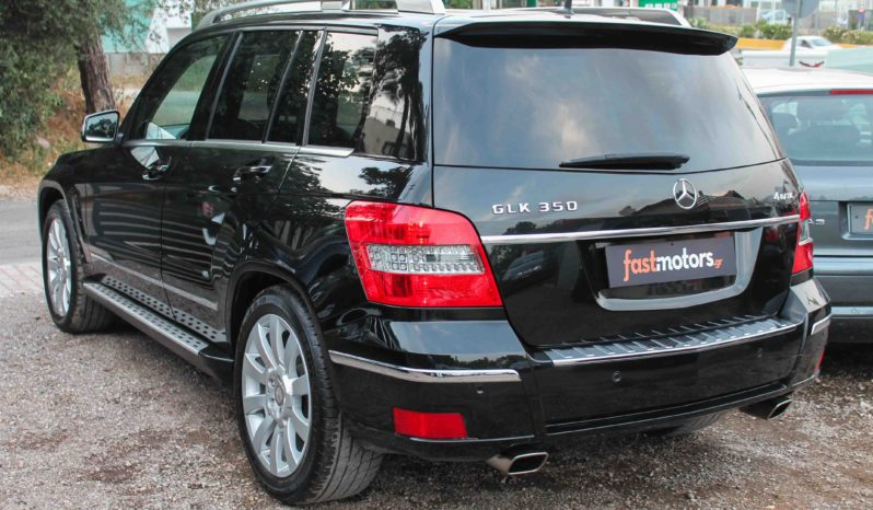 Mercedes-Benz, GLK 350, Automatic, 4Matic, LPG full
