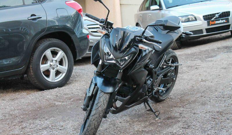 Kawasaki, Z300 full