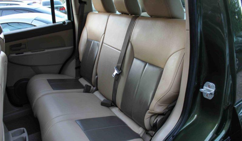 Jeep, Cherokee, Δερμάτινα καθίσματα full