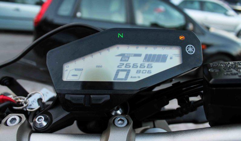 Yamaha MT-09 full