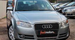 Audi A4, 1.6, Full service Karenta