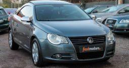 Volkswagen, Eos, Δέρμα, Χειριστήρια