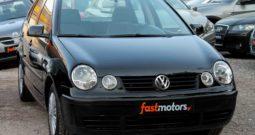 Volkswagen Polo, 1.4 16V Ελληνικό, Γραμμάτια