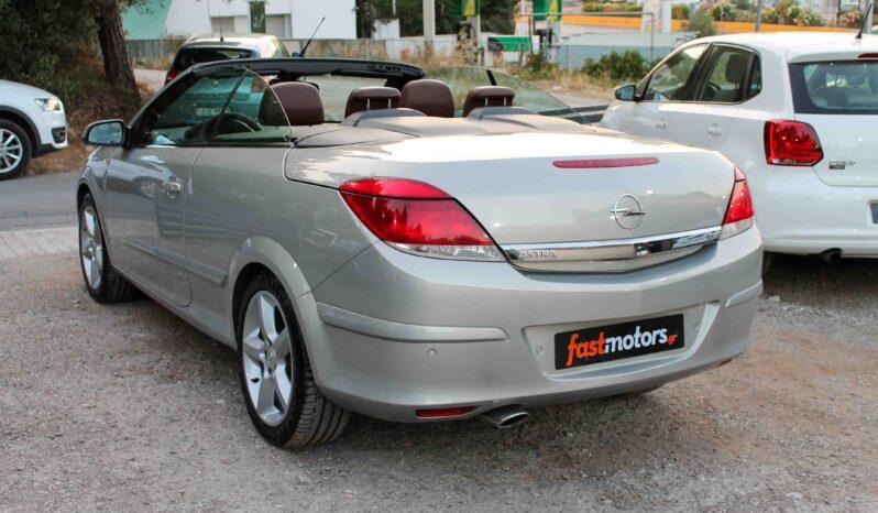 Opel, Astra, Cabrio full