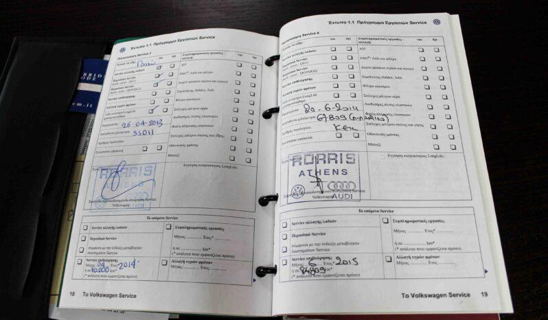 Volkswagen Golf Ελληνικό, Full Book, Οθόνη full