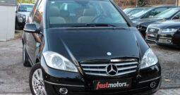 Mercedes-Benz A 160 '09 FaceLift, Panorama, BlueEfficiency