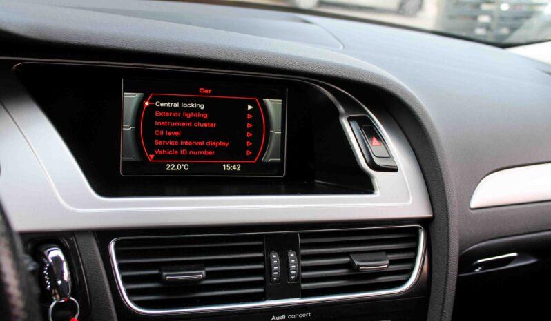 Audi A4 '09 1.8T Quattro με Βιβλίο service full