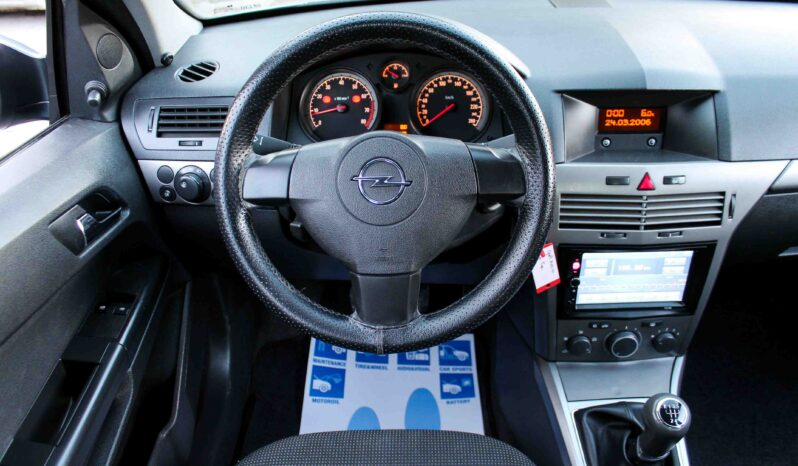 Opel Astra '06 Ελληνικό, 1ο Χέρι, Full Book full