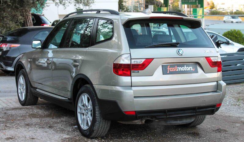 BMW X3, LPG, Panorama, Facelift full