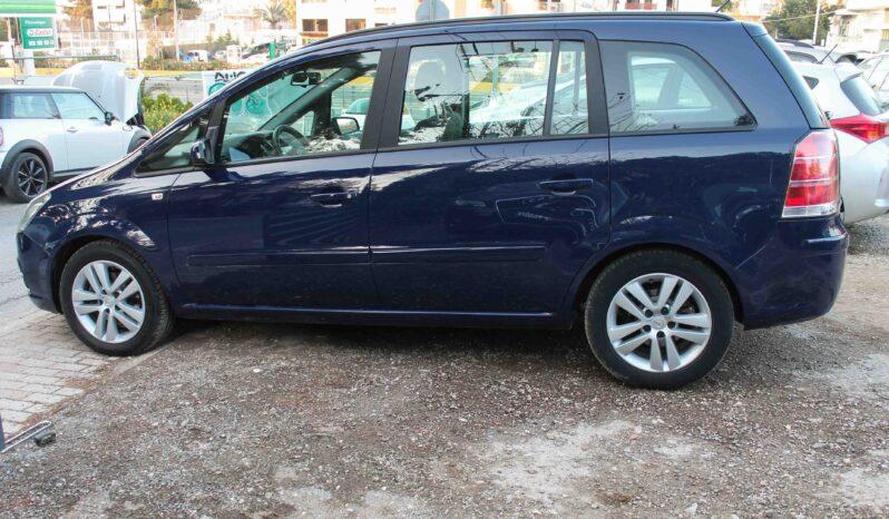 Opel Zafira, Ελληνικό, 1ο χέρι, FULL BOOK full