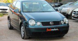 Volkswagen Polo '04 3πορτο, Ελληνικό, + Γραμμάτια