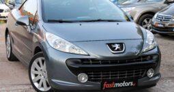 Peugeot 207 '09 CC,Ελληνικό, Άριστο! Βιβλίο Service