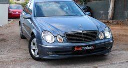 Mercedes-Benz E 200 '04, Ελληνικό, 1ο Χέρι, Avantgarde, Service Αντ/πείας