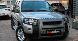 Land Rover Freelander, '01 Ελληνικό, Αυτόματο, Δέρμα, Ηλιοροφή